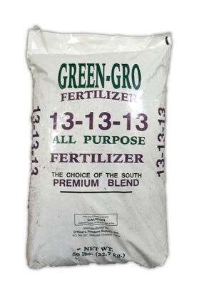 Fertilizer 13-13-13 50 lb