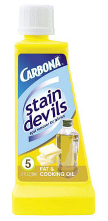 Carbona Stain Devils Fat & Cooking Oil Stain Remover