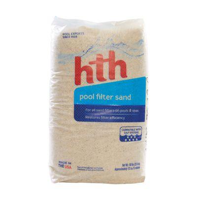 hth Pool Filter Sand 50 lb.