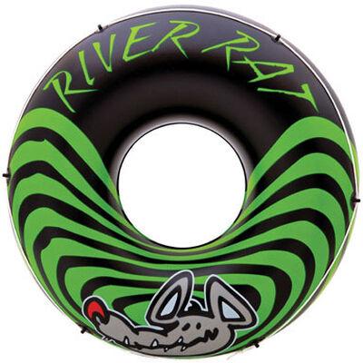 Intex River Rat Black/Green Vinyl Inflatable Tube
