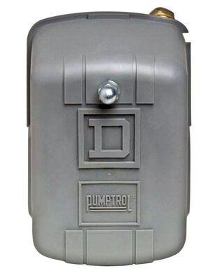 Square D 95 psi 125 psi Pressure Switch