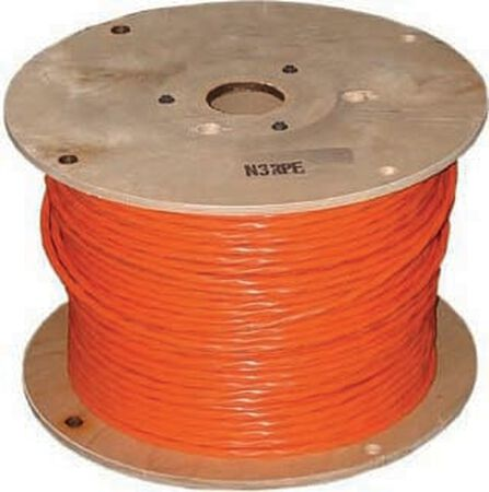 Southwire 1000 ft. L 10/2 Non-Metallic Building Wire Orange - Sold by the foot