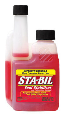 Sta-Bil Storage Fuel Stabilizer 8 oz.