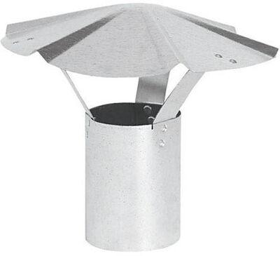 Imperial Manufacturing 8 in. Dia. Galvanized Steel Chimney Rain Cap