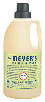 Mrs. Meyer's Lemon Verbena Scent Laundry Detergent