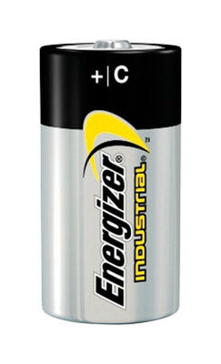 Energizer Industrial D Alkaline Batteries 1.5 volts 12 pk