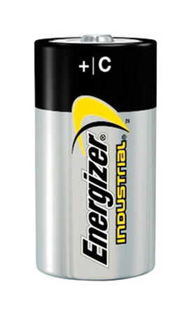 Energizer Industrial D Alkaline Batteries 1.5 volts 12 pk