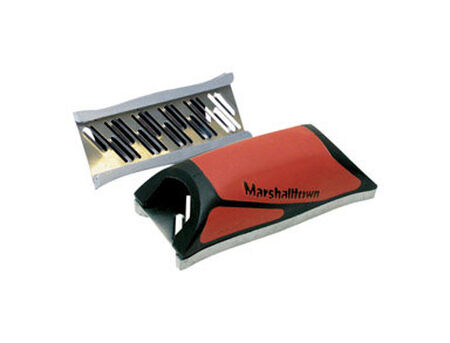 Marshalltown Stainless Steel Drywall Rasp 9 in. L