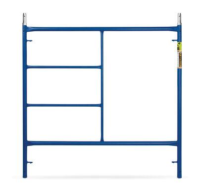 5 ft. x 5 ft. Blue Standard Mason Scaffold Frame