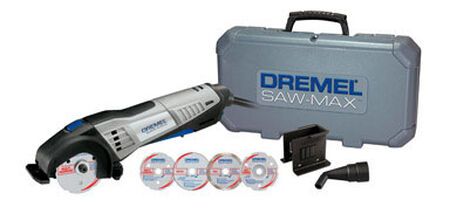 Dremel Saw-Max Corded Handheld Circular Saw Kit 120 volts 6 amps 17 000 rpm