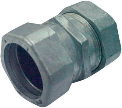 Sigma 3/4 in. Dia. Zinc Compression Coupling EMT