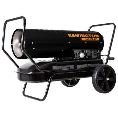 Remington 140000 BTU/hr. 3500 sq. ft. Forced Air Kerosene Heater