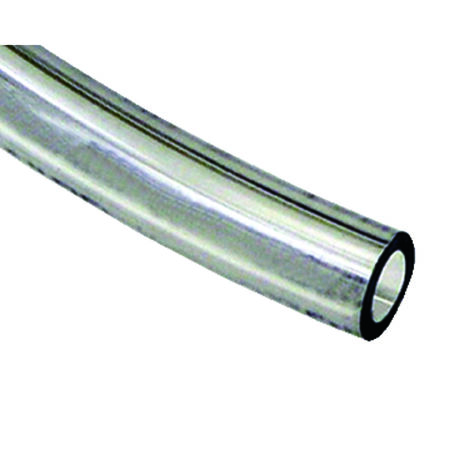 Mueller 3/4 in. Dia. x 1 in. Dia. x 75 ft. L Vinyl Tubing - Sold by the foot