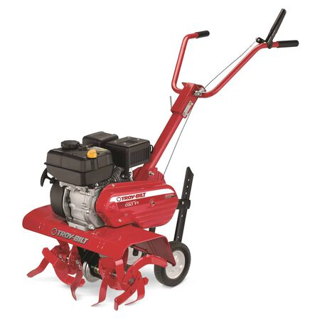 Troy-Bilt Colt 12 in. 4-Cycle/OHV 208 cc Tiller