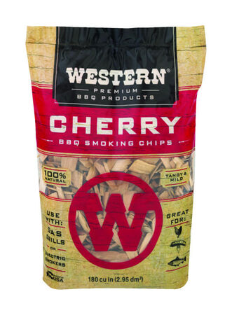 Western Cherry Wood Smoking Chips 2 lb.