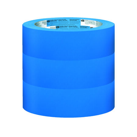 3M Scotch Blue .94 in. W x 60 yd. L Blue Medium Strength Painter's Tape 3 pk