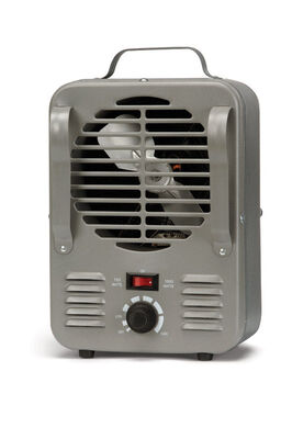 Soleil Utility Heater 200 sq. ft. Gray