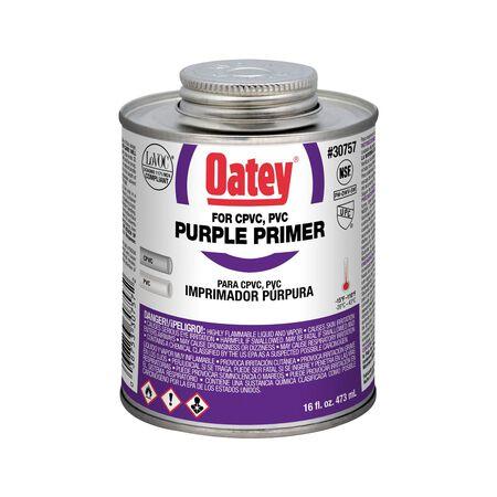 Oatey Purple PVC/CPVC Primer 16 oz.