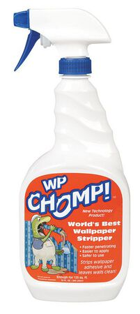 WP Chomp Wallpaper Stripper 1 qt. Liquid