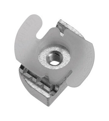 Unistrut 1/4 in. Steel Clamping Nut