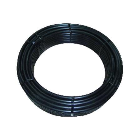 Cresline 1/2 in. Dia. x 100 ft. L Polyethylene Pipe 160 psi