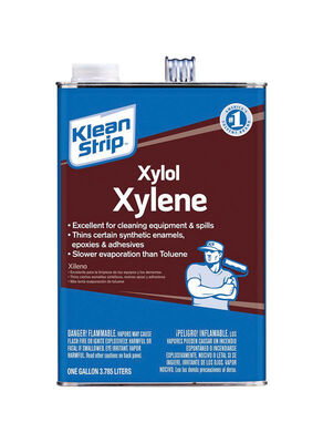 Klean Strip Xylol Xylene Paint Thinner 1 gal.