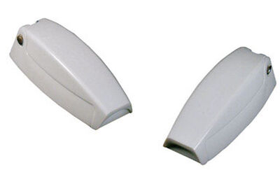 US Hardware RV Baggage Door Catch 2 pk