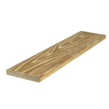 5/4x6-8 Treated Premium Decking Boards