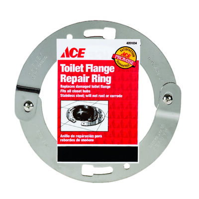Toilet Flange Repair Ring Stainless Steel