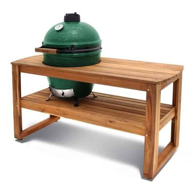Big Green Egg Table LG Acacia
