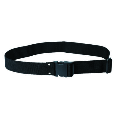 CLC 29 To 46 Black Polyester Fabric Work Belt 46 in. L x 2 in. W