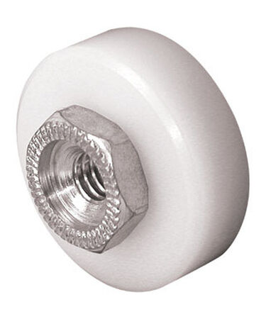 Prime-Line 3/4 in. Dia. Nylon Roller Assembly 2