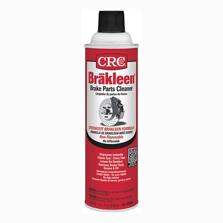 CRC 19 oz. Chlorinated Nonflammable Brake Cleaner