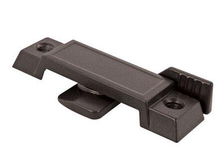 Prime-Line Black Zinc Sash Lock Black 1