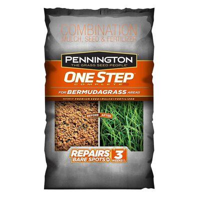 Pennington One Step Complete Bermuda Full Sun Seed Mulch & Fertilizer 8.3 lb.