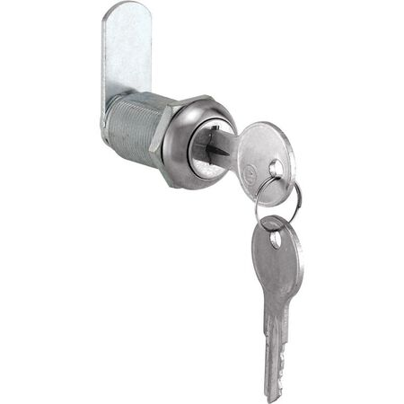 Prime-Line Chrome Drawer and Cabinet Lock
