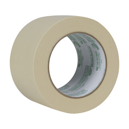 Duck 2.83 in. W x 60 yd. L Tan Regular Strength Masking Tape 1 pk