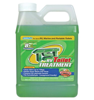 Camco TST RV Toilet Treatment 32 oz. 1 pk
