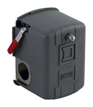 Square D 30 psi 50 psi Pressure Switch