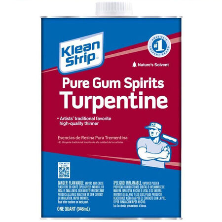 Klean Strip Turpentine 1 gal.