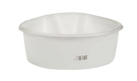 Leaktite Plastic Bucket Strainer 5 gal. White