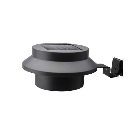 Living Accents Black Solar Powered LED Gutter Light 1 pk