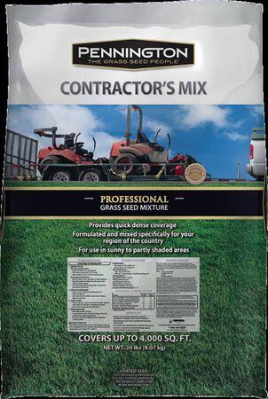 Contractor Mix 20 lb