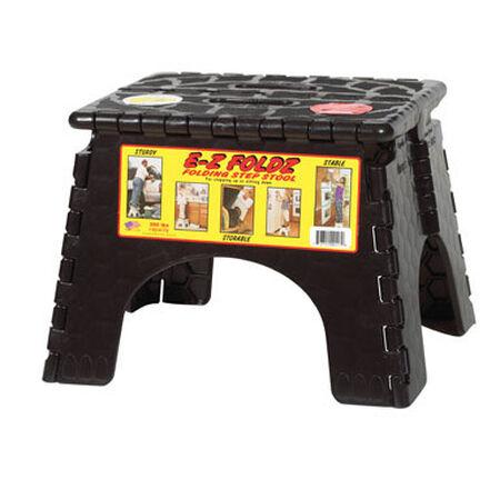 EZ Foldz 300 lb. Plastic Folding Step Stool