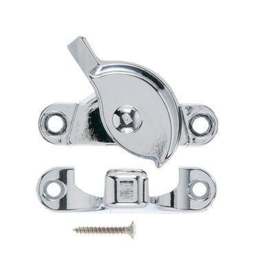 Ace Chrome Chrome Sash Lock Chrome 1