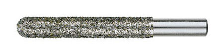 Rotozip XBit Diamond Tipped Straight Shank 1/4 in. Dia. x 3-7/8 in. L Drill Bit 1 pc.