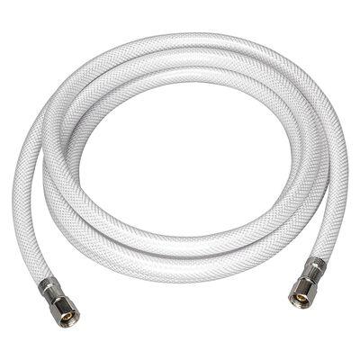 Ace 1/4 in. Compression x 1/4 in. Dia. Compression PVC 72 in. Supply Line