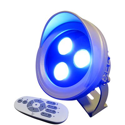 Holiday Bright Lights Remote Control LED Projector Color Changing 3 lights