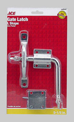 Ace Strike Gate Latch 5-1/8 in. For Barns Stall Doors and Livestock Pens Zinc