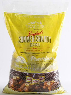 Traeger Leinenkugels Blend Wood Pellet Fuel 20 lb.